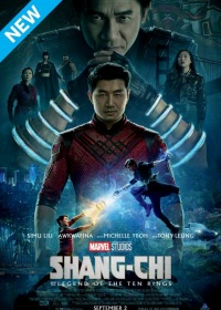 Shang - Chi : The Legend Of The 10 Rings-posser