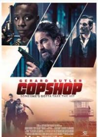 Copshop-posser