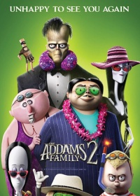 The Addams Family 2-posser