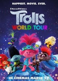 Trolls World Tour-posser