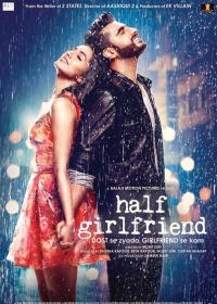 Half Girlfriend-posser