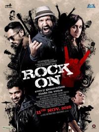Rock On 2-posser
