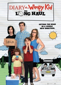Diary of a Wimpy Kid: The Long Haul-posser