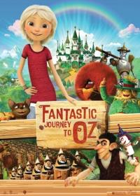 Fantastic Journey to Oz-posser